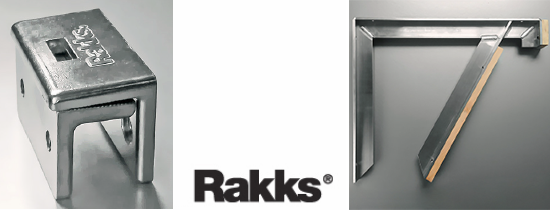 Rakks Brackets and Supports