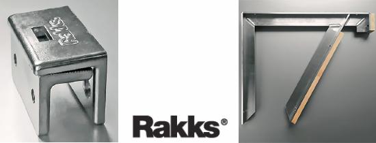 Rakks Brackets and Supports